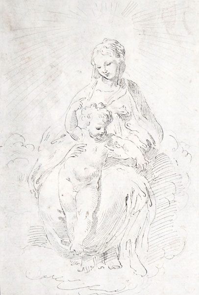 Venetian artist, the Virgin and Child