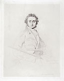 PORTRAIT OF NICCOLO PAGANINI