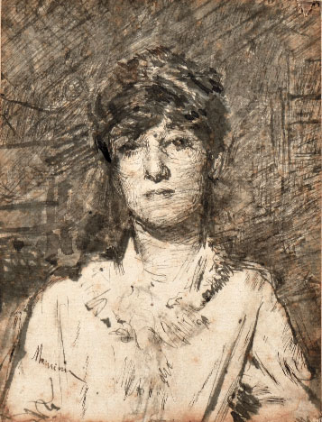 PORTRAIT OF MATHILDE DUFFAUD